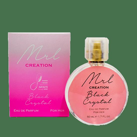 Mrl Black Crystal ladies creations perfume