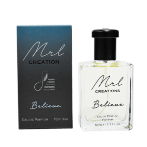 Mens Creations Perfume  Get A Free 30ml – Believe