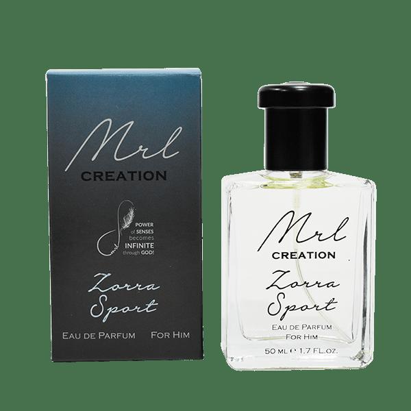 Mens Creations Perfume - Zorra Sport