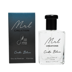 Mens Creations Perfume  Get A Free 30ml- Code Blue