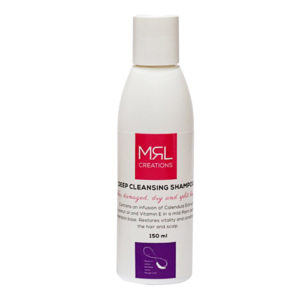 Deep Cleansing Shampoo – 150ml
