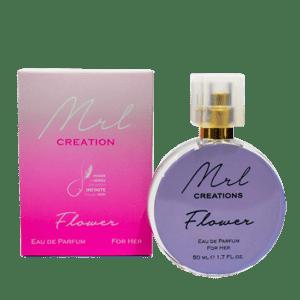 Ladies Creations Perfume Get a Free 30ml- Flower