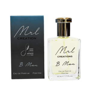 Mens Creations fragrance Get a Free 30ml- B Man