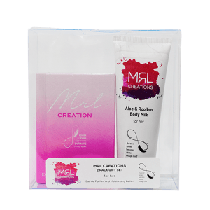 Creation Ladies – 2 Pack with Fragranced lotion